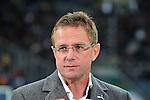 17.10.2010, Rhein-Neckar-Arena, Sinsheim, GER, 1. FBL, TSG Hoffenheim vs Borussia Moenchengladbach, im Bild Ralf Rangnick (Trainer Hoffenheim GER), Foto © nph / Roth