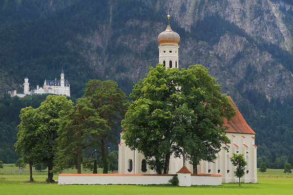 Germany, Bavaria.  Move the World by Walking.<br />
