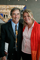 Montreal, Canada. File Photo<br /> <br /> Jean-Pierre Coallier, Angele Dubeault in 2005