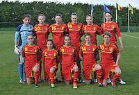 Belgium - Ukraine : ploegfoto Team Belgium<br /> foto DAVID CATRY / Nikonpro.be