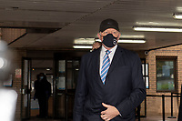 Boris Becker attends Southwark Crown Court while pleading not guilty to all counts in a insolvency hearing where he is accused of failing to declare a number of properties and bank accounts during a earlier  bankruptcy proceeding.<br /> Southwark Crown Court, City of London, London, England on 22 October 2020. Photo by Vince  Mignott.