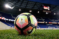 Harrison, NJ - Wednesday Feb. 22, 2017: Red Bull Arena, ball prior to a Scotiabank CONCACAF Champions League quarterfinal match between the New York Red Bulls and the Vancouver Whitecaps FC at Red Bull Arena.