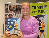 2020-06-22 Book presentation Kiki Bertens
