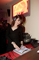 Genevieve Borne spins at <br />