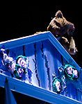 English National Ballet The Cheshire Cat