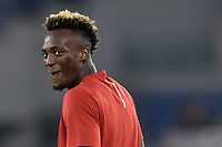 Tammy Abraham of AS Roma during the Serie A football match between AS Roma and US Sassuolo at Olimpico stadium in Rome (Italy), September 12th, 2021. Photo Antonietta Baldassarre / Insidefoto