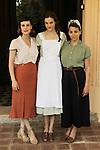 La llum d'Elna.<br /> Visita al rodaje.<br /> Natalia de Molina, Noemie Schmidt & Nausicaa Bonnin.