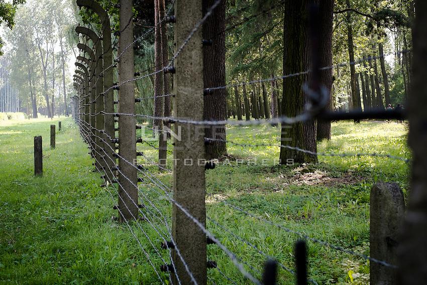 70th anniversary of Roma genocide, Auschwitz.