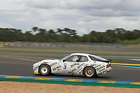 #3 RAPHAEL CANTIELLO - PORSCHE / 924 GTP / 1981 GT2