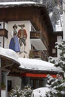 Europe/Italie/Trentin Haut-Adige/Dolomites/Alta Badia/Corvara : Hotel La Perla