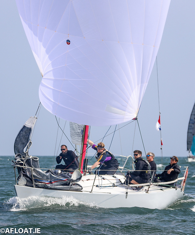 Mixed Fortunes for Northern Ireland Yachts at the ICRA Nationals on Dublin Bay