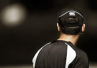 Ross Taylor during the Black Caps cricket training at Hawkins Basin Reserve, Wellington, New Zealand on Friday, 24 February 2012. Photo: Dave Lintott / lintottphoto.co.nz