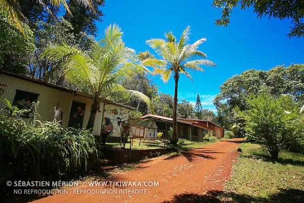 Village de Prony, Sud de la Nouvelle-Calédonie