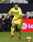 Villarreal CF's Mario Gaspar during La Liga match. December 3,2016. (ALTERPHOTOS/Acero)