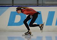 SCHAATSEN: HEERENVEEN, IJsstadion Thialf, 02-10-2020, TEAM IKO, Esmee Visser, ©foto Martin de Jong