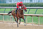 June 26, 2021: Letruska, trained by Fausto Gutierrez and ridden by Jose Ortiz, wins the G2 Fleur de Lis S. at Churchill Downs in Louisville, Kentucky on June 26 2021. Jessica Morgan/Eclipse Sportswire.