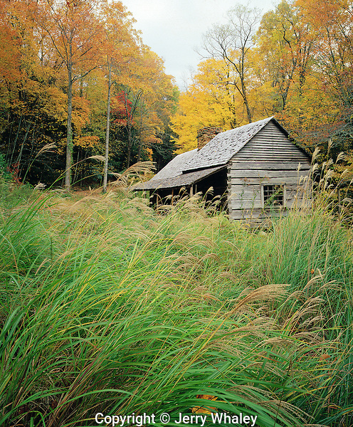 Bud Ogle Cabin, Great Smoky Mountains National Park, TN