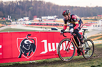 Laurens Sweeck (BEL/Pauwels Sauzen-Bingoal)<br /> <br /> Superprestige Boom (BEL) 2020<br /> Men's Race<br /> <br /> ©kramon