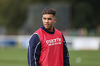 Ben Mosses of London Scottish ahead of the Greene King IPA Championship match between London Scottish Football Club and Ealing Trailfinders at Richmond Athletic Ground, Richmond, United Kingdom on 8 September 2018. Photo by David Horn.