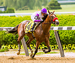 JUNE 07, 2019 : , Fore Left with Mario Gutierrez, wins the the Tremont Stakes for 2 year olds, at Belmont Park,  in Elmont, NY, June 7, 2019.  Sue Kawczynski_ESW_CSM