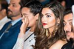 Indian model and actress Deepika Padukone during the presentation of the IIFA Awards in Madrid. June 23, 2016. (ALTERPHOTOS/BorjaB.Hojas)