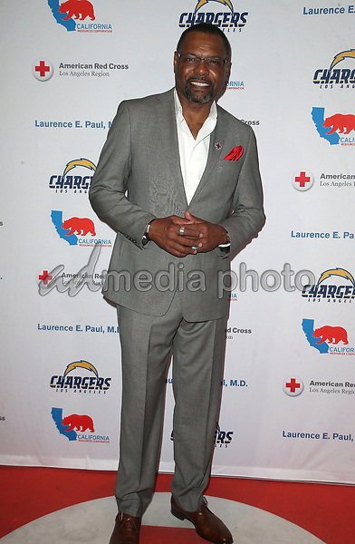 09 March 2018 - Los Angeles, California - Petri Hawkins-Byrd. American Red Cross Annual Humanitarian Celebration Honoring The LA Chargers at the Skirball Cultural Center. Photo Credit: F. Sadou/AdMedia