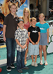 Candace Cameron Bure & kids at the Warner Bros. Pictures World Premiere of Cats & Dogs Revenge of Kitty Galore held at The Grauman's Chinese Theatre in Hollywood, California on July 25,2010                                                                               © 2010 Debbie VanStory / Hollywood Press Agency