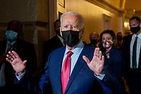 OCT 01 Joe Biden on Capitol Hill