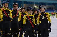 SCHAATSEN: HEERENVEEN: 08-12-2019, IJsstadion Thialf, Skate4Air, ©foto Martin de Jong
