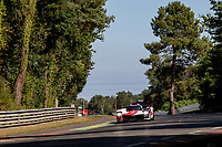 #7 Toyota Gazoo Racing Toyota GR010 - Hybrid Hypercar, Mike Conway, Kamui Kobayashi, Jose Maria Lopez, 24 Hours of Le Mans , Test Day, Circuit des 24 Heures, Le Mans, Pays da Loire, France