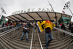 Bradford City 0 Swansea City 5, 24/02/2013. Wembley Stadium, Capital One Cup Final. Photo by Paul Thompson.