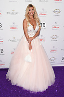 Christine McGuiness<br /> arriving for Caudwell Butterfly Ball 2019 at the Grosvenor House Hotel, London<br /> <br /> ©Ash Knotek  D3508  13/06/2019