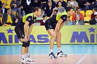 Luigi Mastrangelo e Paolo Tofoli<br /> Roma 6/4/2008 Lega Volley Serie A<br /> M Roma Volley Famigliulo Corigliano - pallavolo (3-2)<br /> Foto Andrea Staccioli Insidefoto