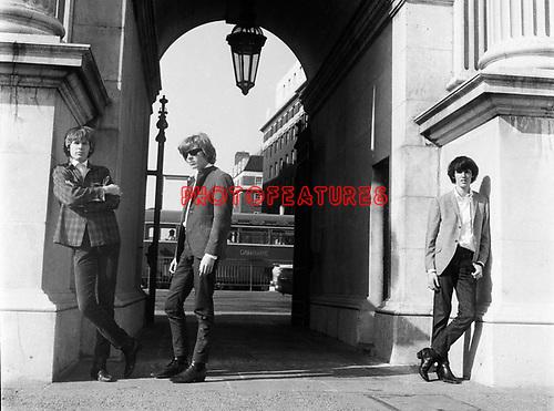 Walker Brothers 1965 John , Scott and Gary.© Chris Walter.