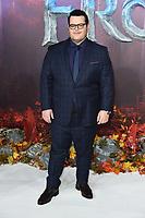 "Josh Gad<br /> arriving for the ""Frozen 2"" premiere at the BFI South Bank, London.<br /> <br /> ©Ash Knotek  D3537 17/11/2019"