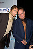 """Robin Williams and David Duchovny..at the """"House of D"""" movie screening at the Tribeca Film Festival on May 7, 2004 in New YOrk City. ..Photo by Robin Platzer, Twin Images"""