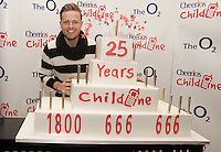 20/11/13<br /> Nicky Byrne who will be presenting the Cheerios Childline Concert at the O2 Dublin this evening….<br /> Pic Collins Photos