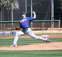 John Rooney - Los Angeles Dodgers 2019 spring training (Bill Mitchell)