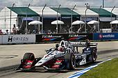 Verizon IndyCar Series<br /> Chevrolet Detroit Grand Prix Race 2<br /> Raceway at Belle Isle Park, Detroit, MI USA<br /> Sunday 4 June 2017<br /> Graham Rahal, Rahal Letterman Lanigan Racing Honda<br /> World Copyright: Scott R LePage<br /> LAT Images<br /> ref: Digital Image lepage-170604-DGP-11509