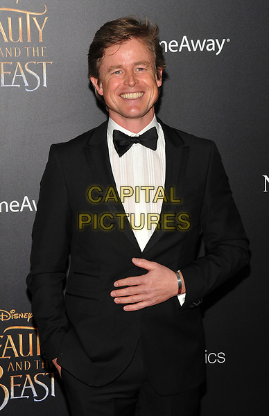 NEW YORK, NY - March 13 : Casper Phillipson attends the 'Beauty And The Beast' New York screening at Alice Tully Hall, Lincoln Center on March 13, 2017 in New York City.<br /> CAP/MPI/JP<br /> ©JP/MPI/Capital Pictures