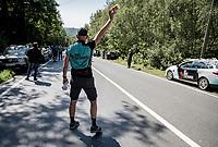 feedzone <br /> <br /> 17th Benelux Tour 2021<br /> Stage 5 from Riemst to Bilzen (BEL/192km)<br /> <br /> ©kramon