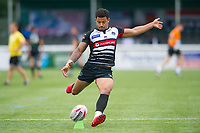 London Broncos Kieran Dixon scoring during the Betfred Championship match between London Broncos and Rochdale Hornets at Castle Bar , West Ealing , England  on 17 June 2018. Photo by Andrew Aleksiejczuk / PRiME Media Images.