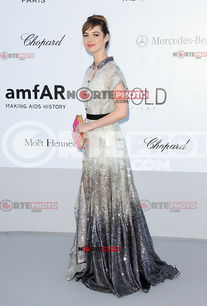 Louise Bourgoin attending the 2012 amfAR Cinema Against AIDS Gala at Hotel du Cap-Eden-Roc in Antibes, France on 24.5.2012. Credit: Timm/face to face / Mediapunchinc