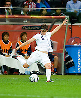 Amy Lepeilbet.  Japan won the FIFA Women's World Cup on penalty kicks after tying the United States, 2-2, in extra time at FIFA Women's World Cup Stadium in Frankfurt Germany.