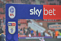 Sky bet board during the Sky Bet Championship match between Sheff United and Leeds United at Bramall Lane, Sheffield, England on 1 December 2018. Photo by Stephen Buckley / PRiME Media Images.