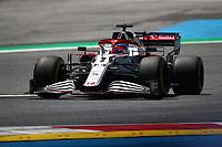 #07 Kimi Raikkonen, Alfa Romeo Racing. Formula 1 World championship 2021, Austrian GP July 3rd 2021<br /> Photo Federico Basile / Insidefoto