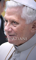 "Pope Benedict XVI (C) visits the Fosse Ardeatine site on March 27, 2011 in Rome, where 335 Italians including Catholics and Jews were killed by Nazi troop in retaliation against the killing of 33 German officers in Rome on March 24, 1944. The Pontif condemned the massacre calling it a ""grave offence against God."" Rabbino Capo di Roma Prof. Riccardo Di Segni, Il Card. Andrea Cordero Lanza di Montezemolo."