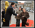 07/04/2009  Copyright Pic: James Stewart.File Name : 13_hippodrome_opening.COUNCILLOR ADRIAN MAHONEY GREETS THE INVITED GUESTS AS THEY ARRIVE AT THE FIRST NIGHT OFFICIAL RE-OPENING OF THE HIPPODROME IN BO'NESS.....James Stewart Photography 19 Carronlea Drive, Falkirk. FK2 8DN      Vat Reg No. 607 6932 25.Telephone      : +44 (0)1324 570291 .Mobile              : +44 (0)7721 416997.E-mail  :  jim@jspa.co.uk.If you require further information then contact Jim Stewart on any of the numbers above.........
