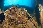 The wrecks of Truk Lagoon : Sankisan Maru