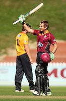 100203 Cricket - Wellington Firebirds v Northern Knights